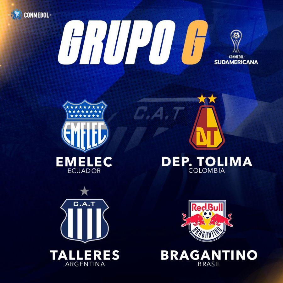 Grupo G Sudamericana