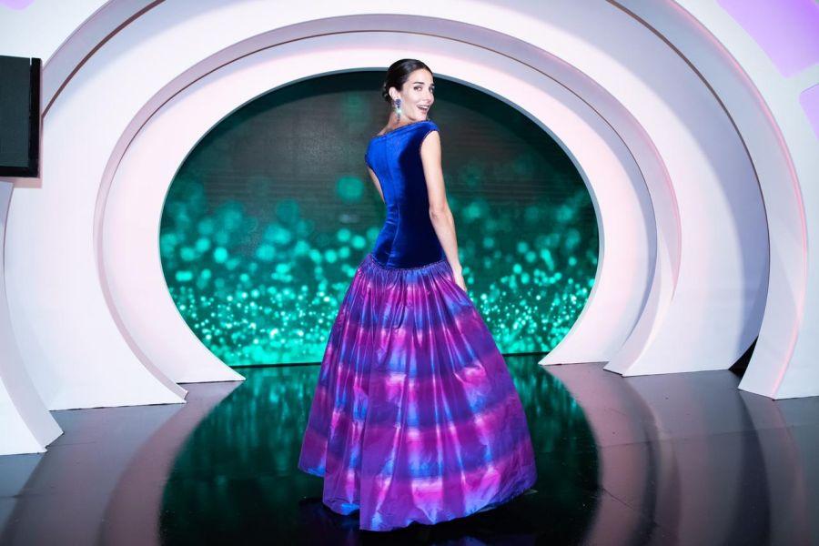 Recorre cada detalles del look de Juana Viale para la