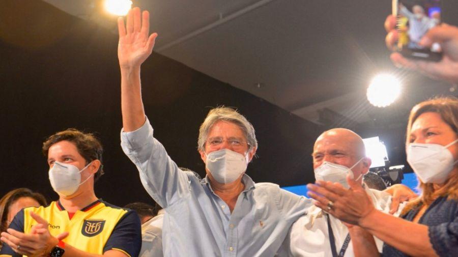 Lasso Elecciones Ecuador