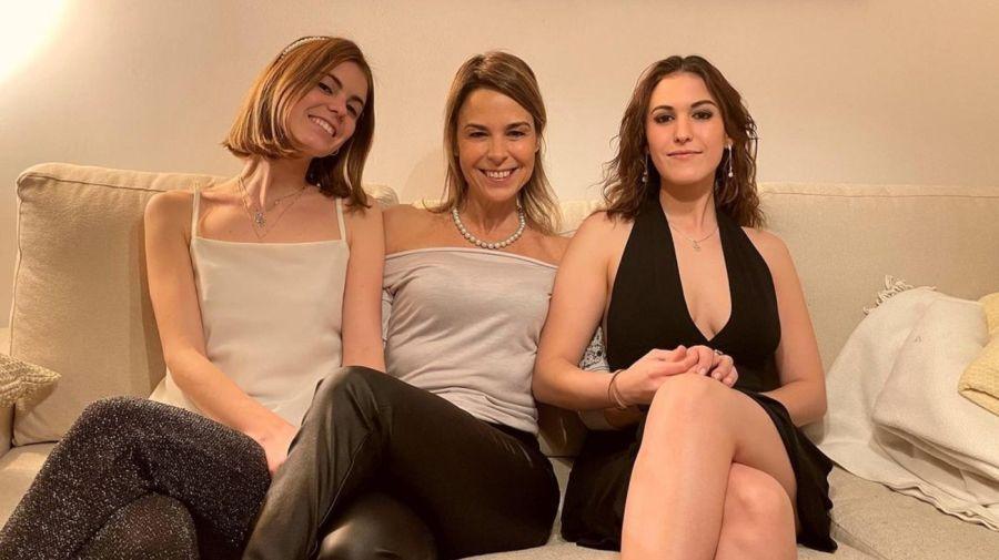 Maria Sola, Blanca Oteyza y Cayetana Sola