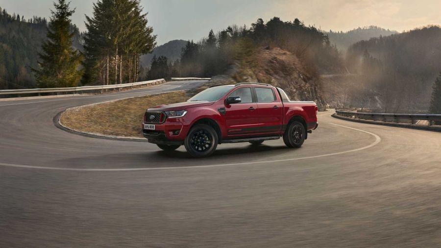 Ford Ranger Stormtrak y Wolktrak