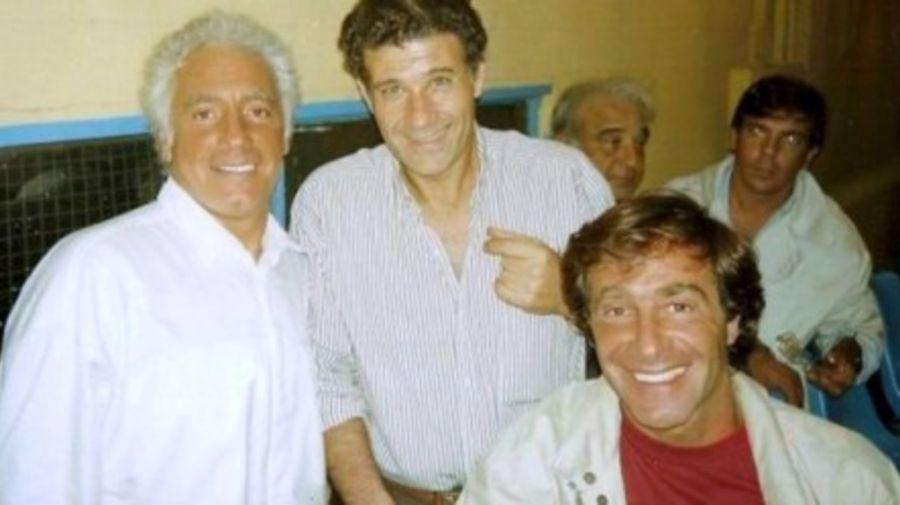 Guillermo Coppola, Victor Hugo Morales y Poli Armentano