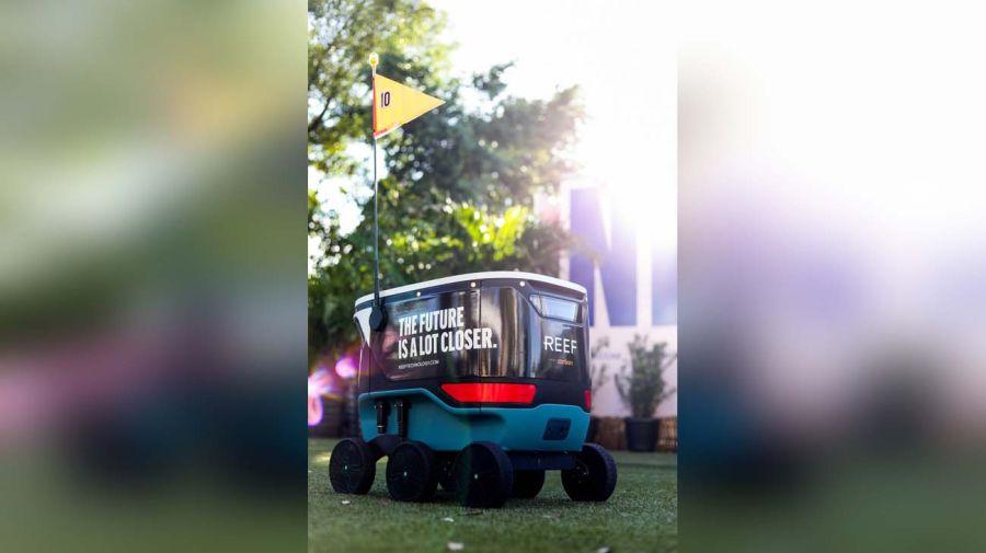 Robots para delivery 20210412