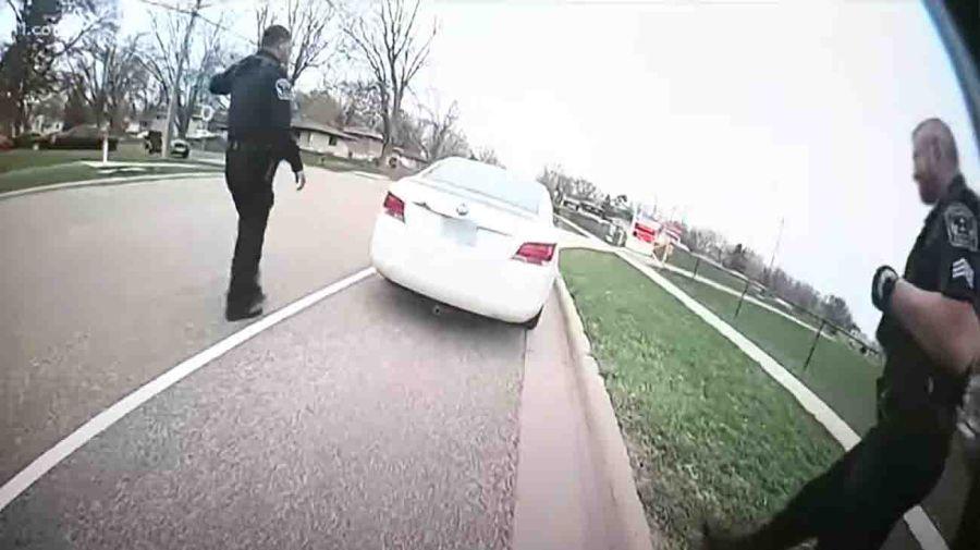 Daunte Wright policía de Minneapolis