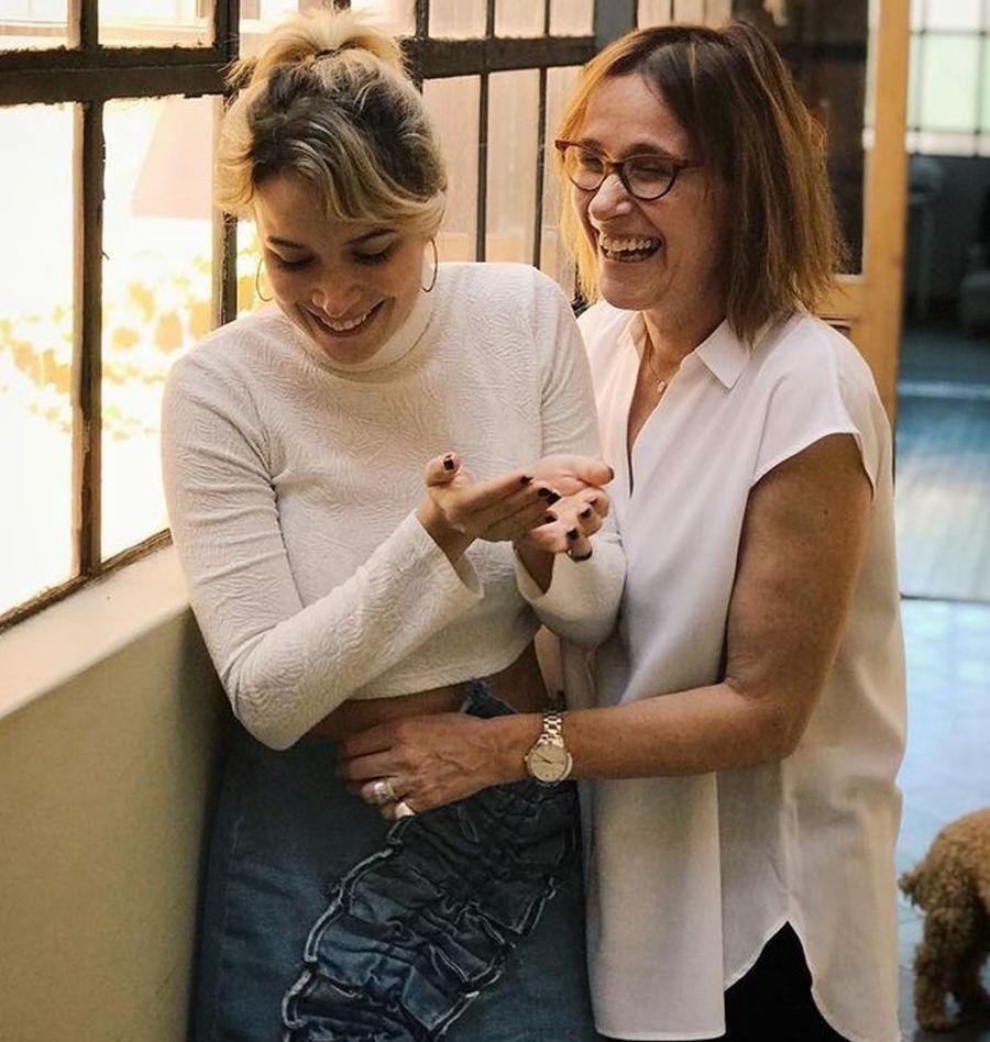 Mi mamá se salvó de milagro de morir aplastada, aseguro Sofía.