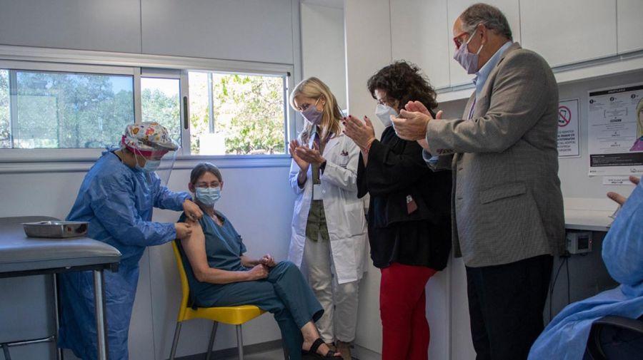 vacunación contra la Gripe 20210413