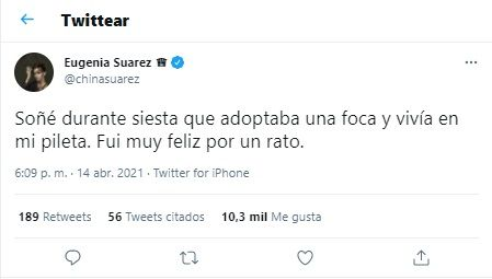 China Suárez