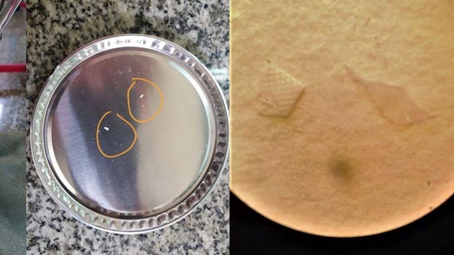 Microplásticos en la sal marina