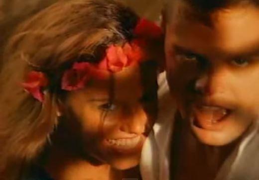 """Mariana Fabbiani y Luis Miguel: los secretos de las grabaciones del videoclip de """"Suave"""""""