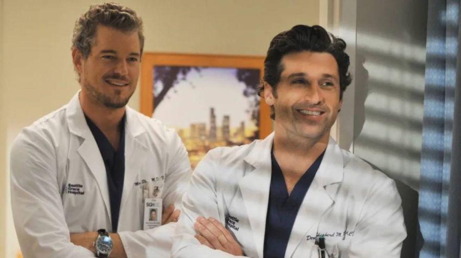 Mark Sloan de Grey's Anatomy