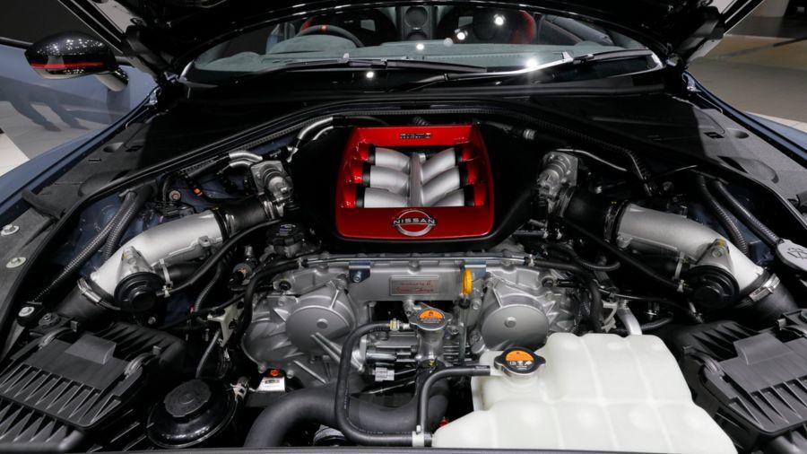 Nissan actualiza el GT-R Nismo