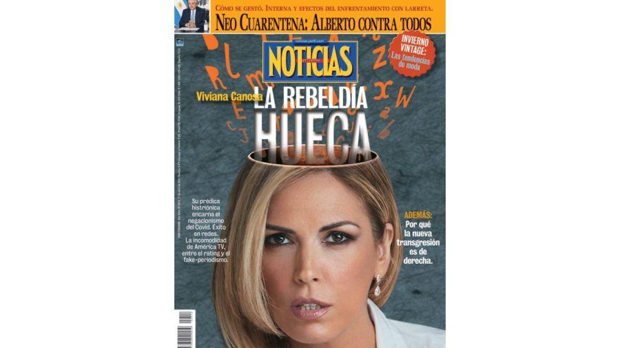 revista noticias viviana canosa 0416