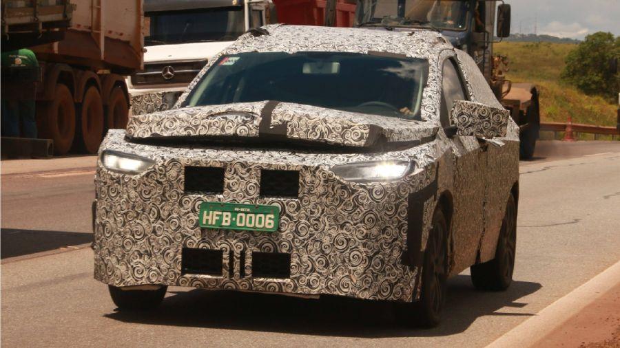 Fiat SUV Argo