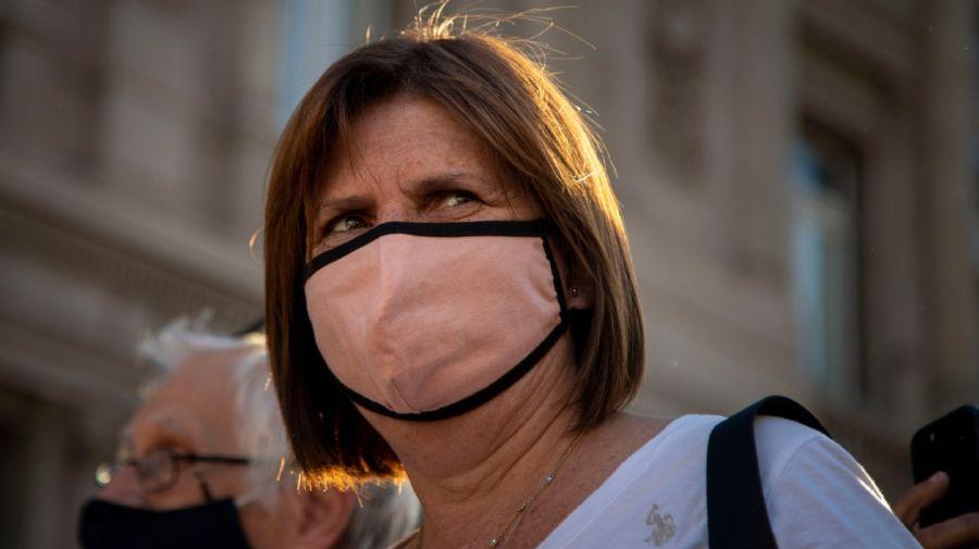 Patricia Bullrich Clases