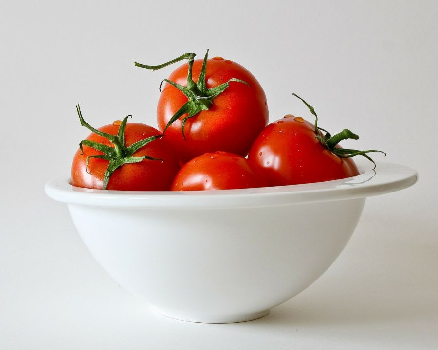 El licopeno es aún más abundante en la salsa de tomates, sopas, ketchup y jugos