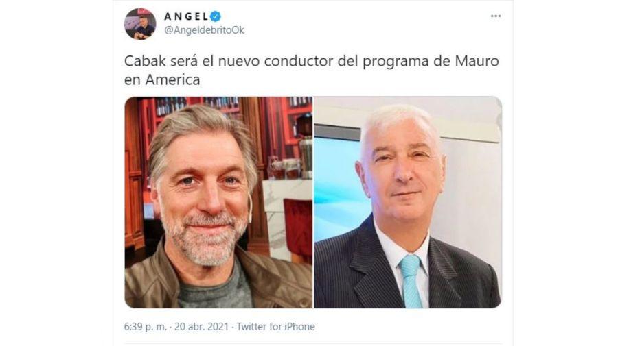 Horacio Cabak - Mauro Viale