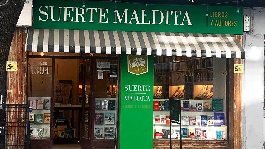 Librería Suerte Maldita