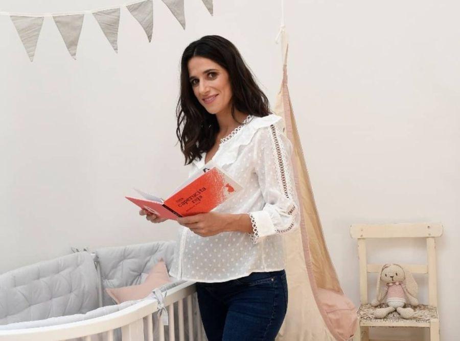 Todala intimidad del cuarto de Isabel, la beba recién nacida de Maru Duffardy GastónCavanagh
