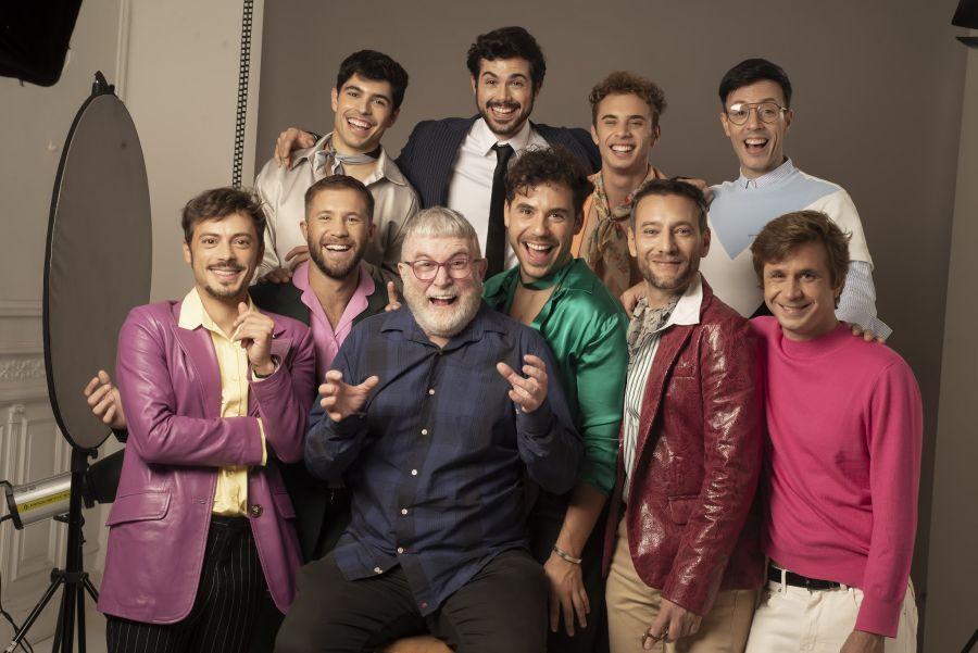La fiesta de los chicos: el nuevo proyecto que junta a Fer Dente, Tómas Fonzi y Tacho Riera