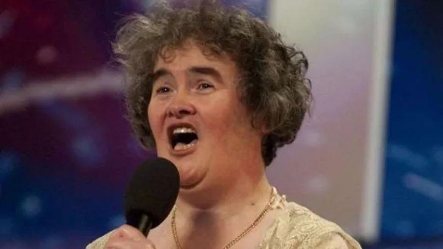 Susan Boyle 20210422