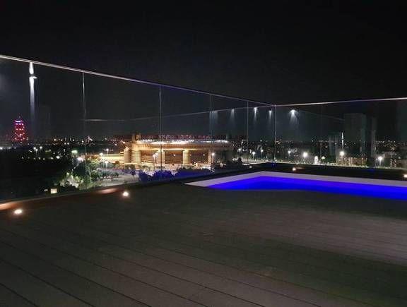 Wanda Nara mostró el lujos cuarto que comparte con Mauro Icardi en su mansión de Milán