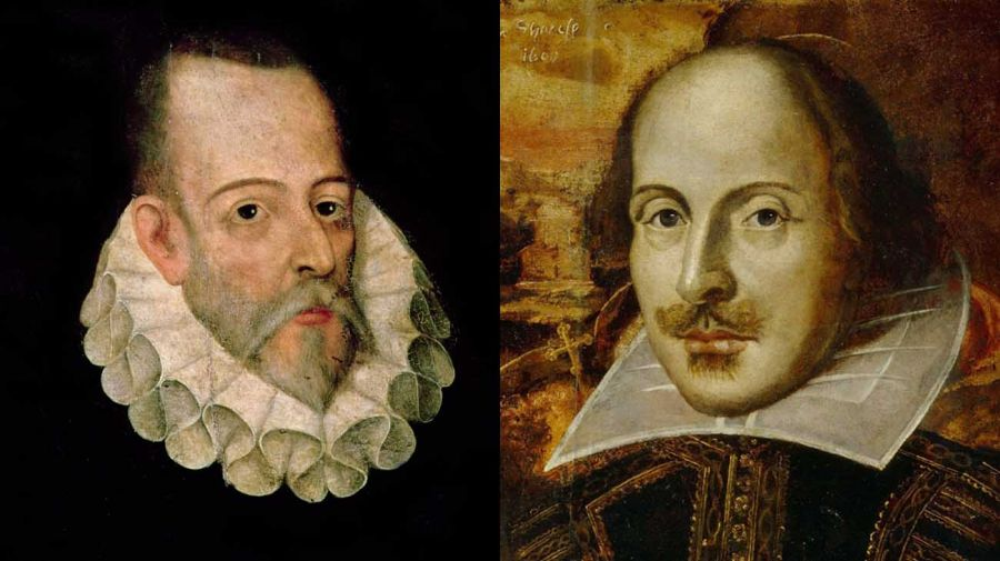 Cervantes - Shakespeare 20210423