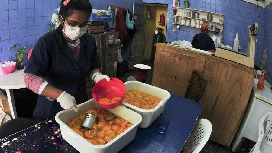 Comedores en pandemia.