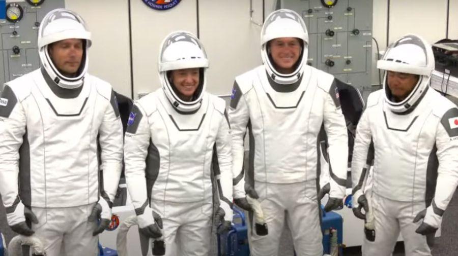 Crew-2 Mission 20210423
