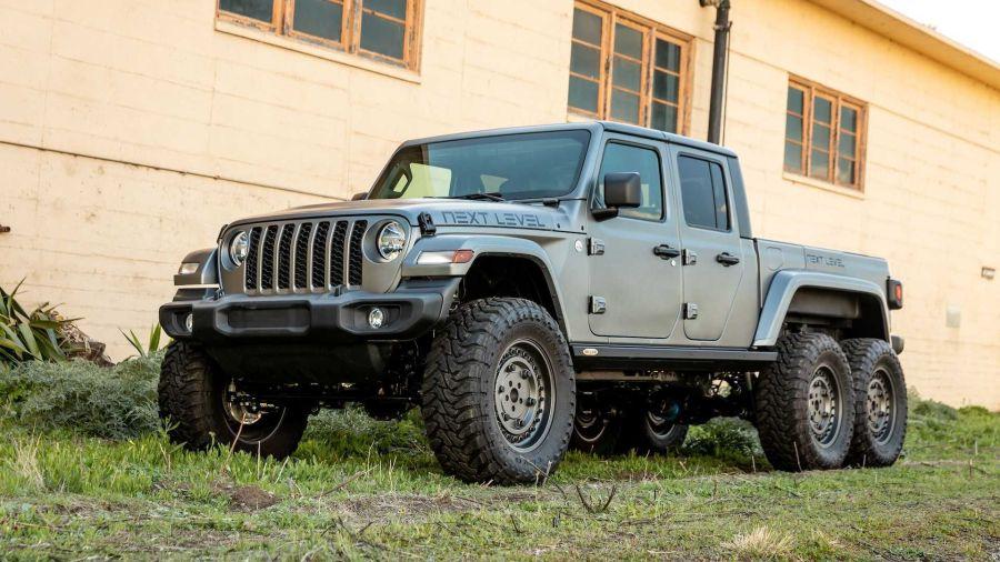Jeep Gladiator Next Level