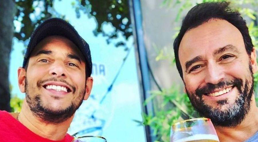 Rodrigo Lussich contó la reacción de Jorge Rial con Pallares por el chat paralelo de Intrusos