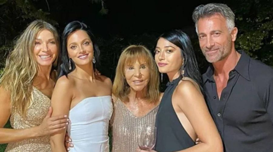 Murió Betty, la mamá de Ova y Gabriela Sabatini
