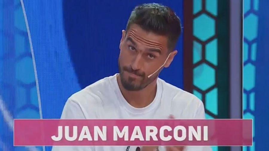 Juan Marconi en Pasapalabra