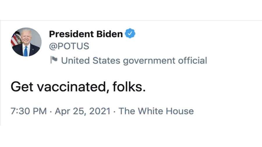 tuit biden vacunas
