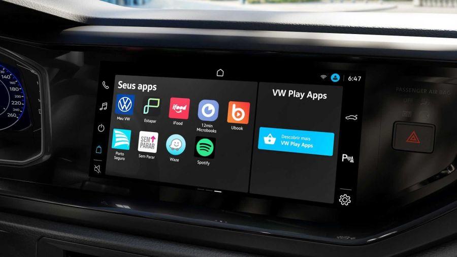 Volkswagen Polo y Virtus VW Play