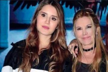Mica Tinelli y Soledad Aquino