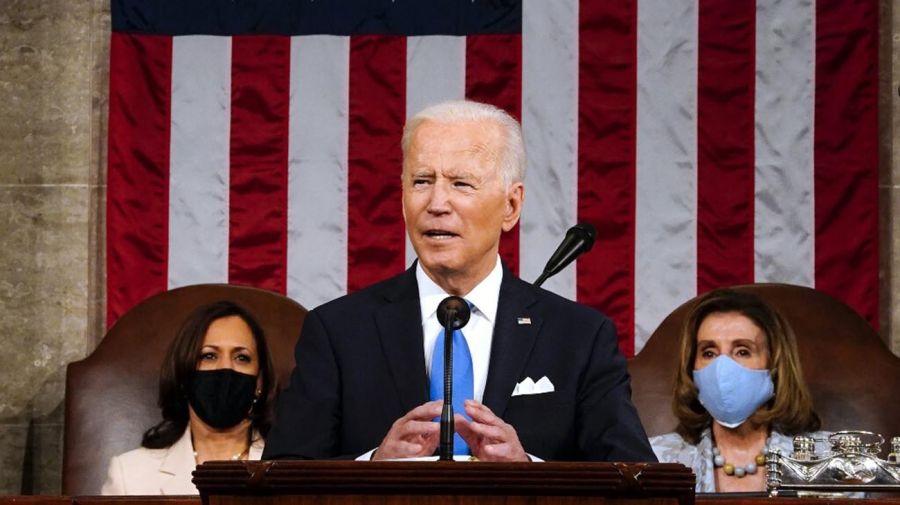 Biden Discurso Congreso 20210428