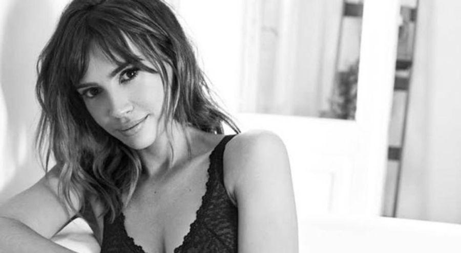 Celeste Cid hizo topless:
