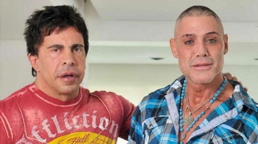 Gustavo Martinez y Ricardo Fort