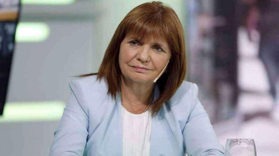 Patricia Bullrich 20210428