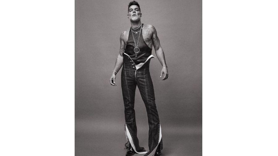 Ricky Martin hot