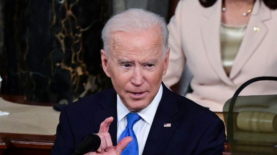 Biden Discurso Congreso