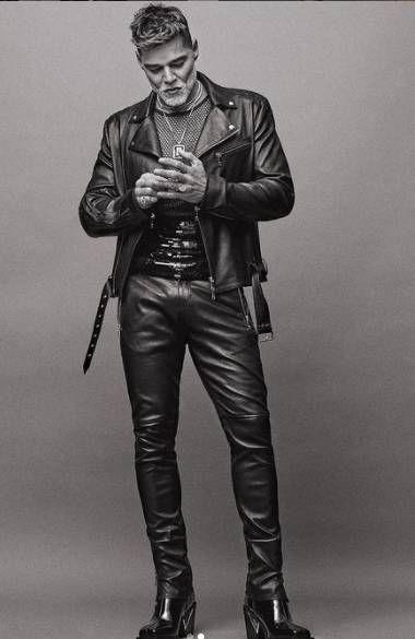 Con tacos: así fue la audaz producción de fotos de Ricky Martin