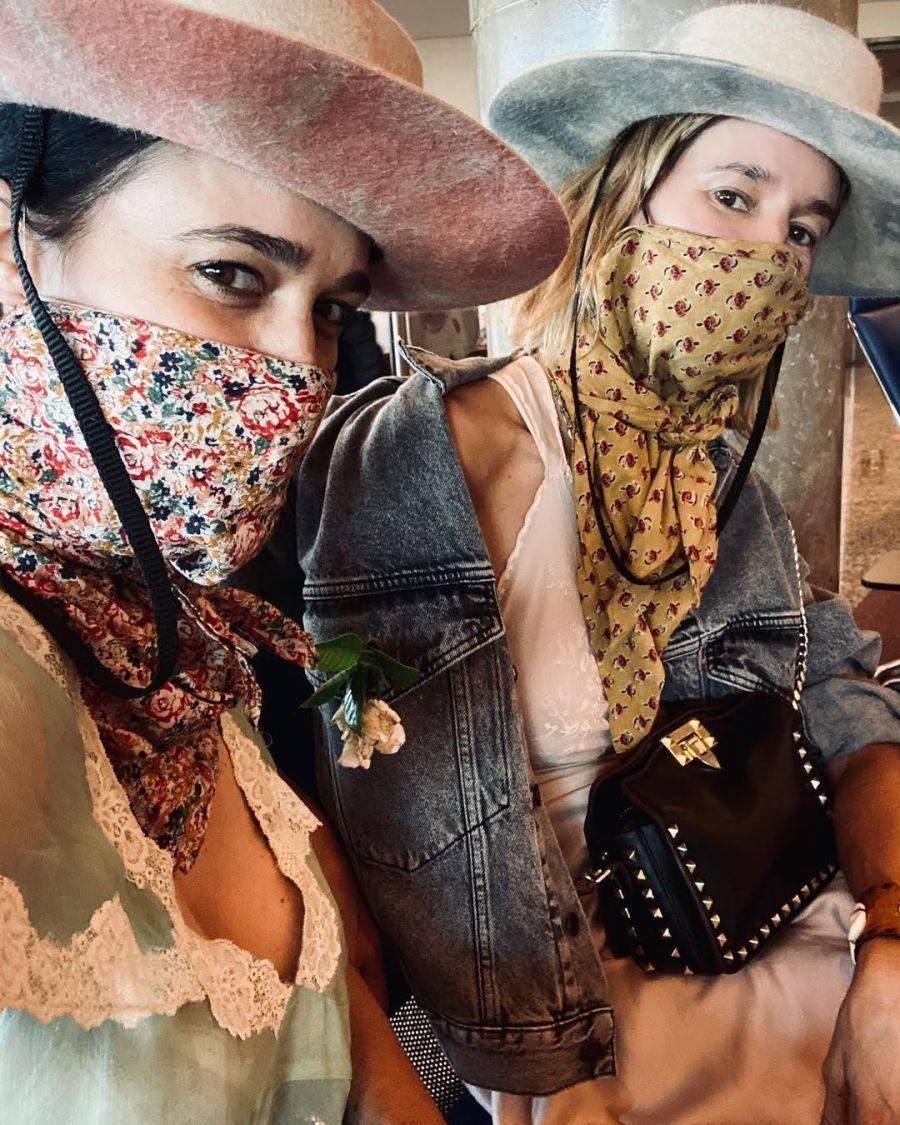 Dolores Barreiro y Bernardita