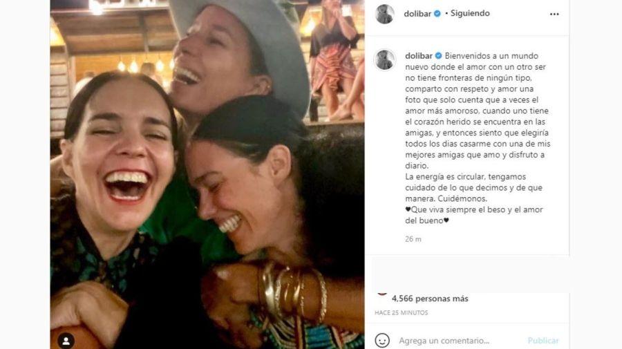 Mensaje Dolores Barreiro tras foto viral