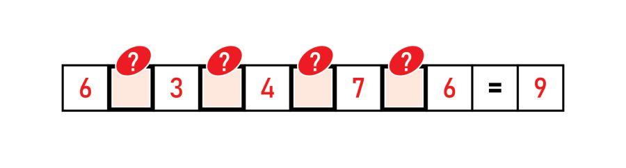 Cuatro signos