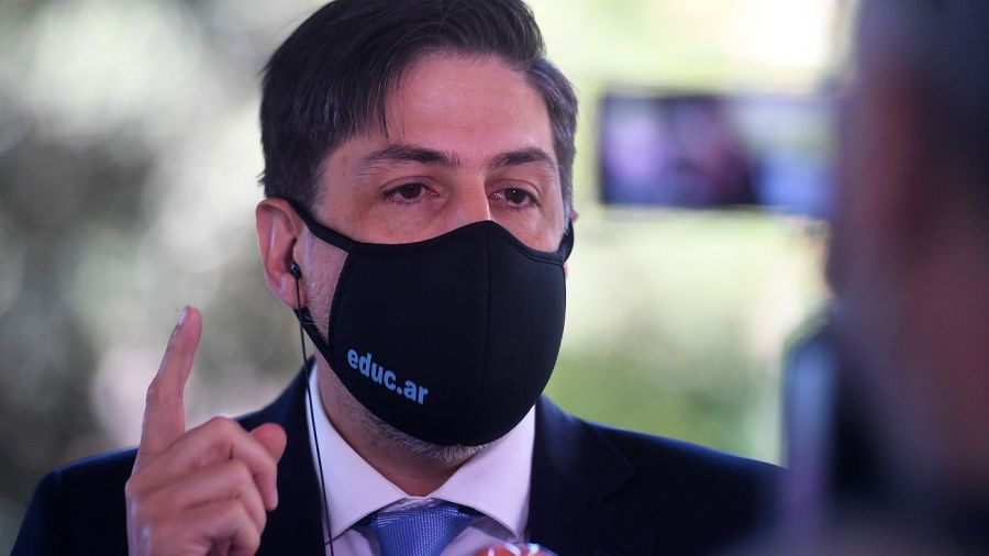 Nicolás Trotta, ministro de Educación de la Nación.