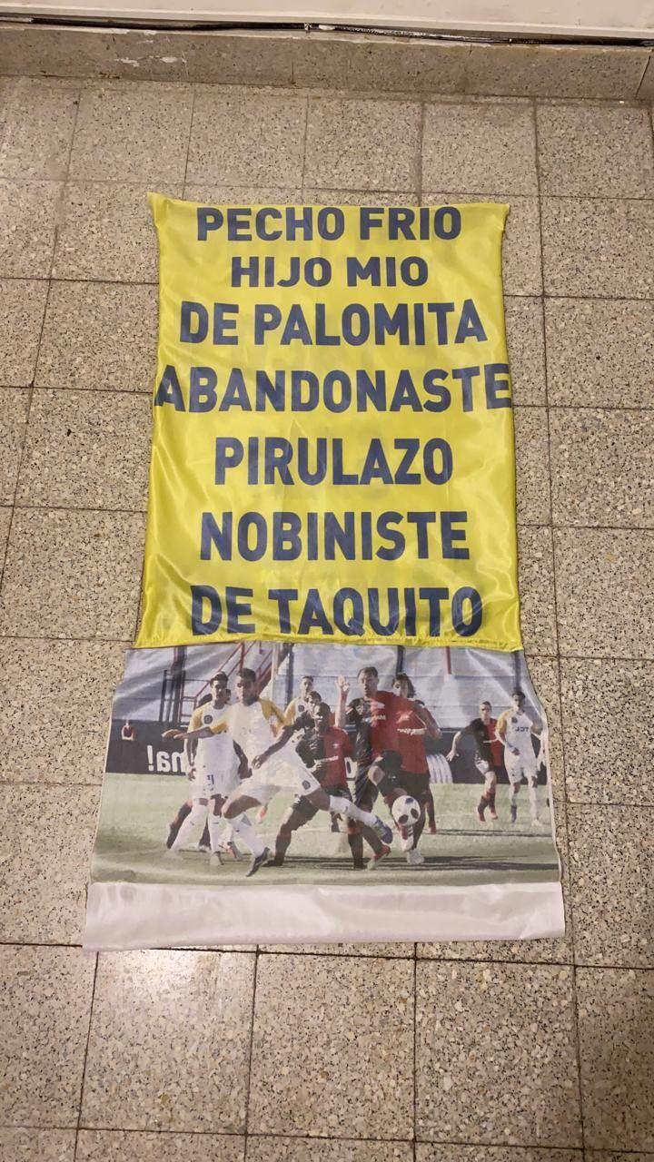 La bandera contra Newell´s