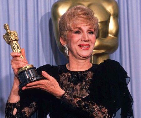 Falleció Olympia Dukakis, ganadora de un Oscar e icono del cine mundial