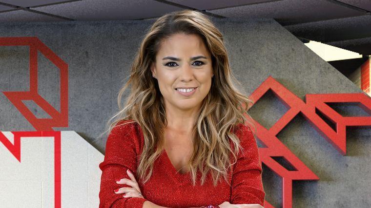 Marina Calabró con Coronavirus: