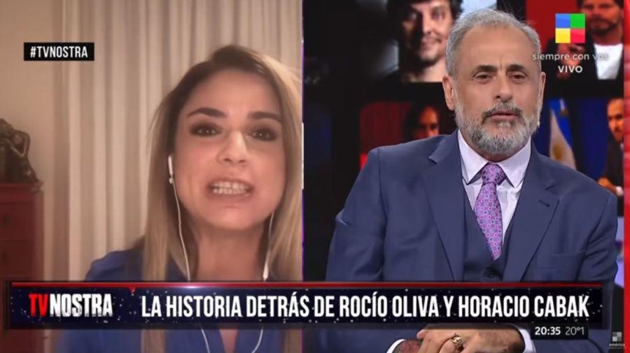 Marina Calabro en TV Nostra
